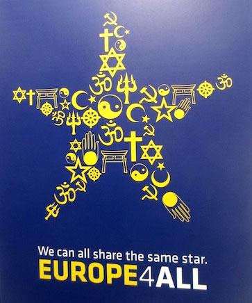European Union Lauds Soviet State