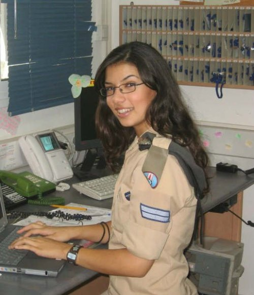 Crazy hot IDF soldier